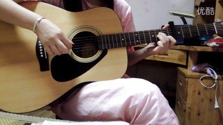 吉他弹唱 庾澄庆 命中注定