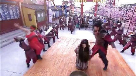 唐朝浪漫英雄女侠斩首
