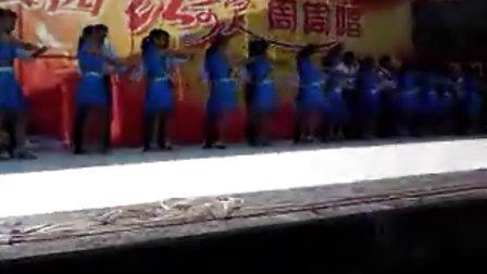 10音美红歌周周唱,恰恰舞蹈