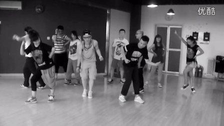 石家庄fever舞蹈工作室 2013locking成品舞