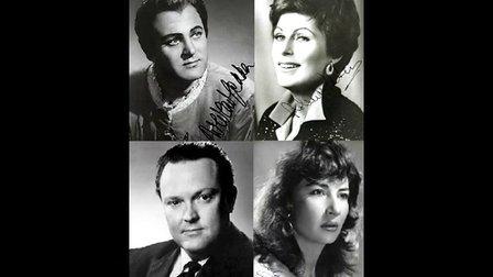 威尔第《弄臣》Cornell Macneil, Roberta Peters, Nicolai Gedda