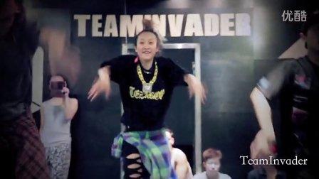 TeamInavder 北京T.I舞蹈工作室 熊瑶 Bear--IF