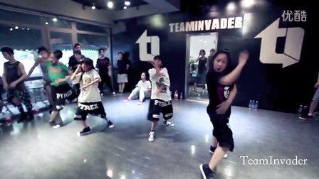 TeamInavder 北京T.I舞蹈工作室 熊瑶 Bear--right now