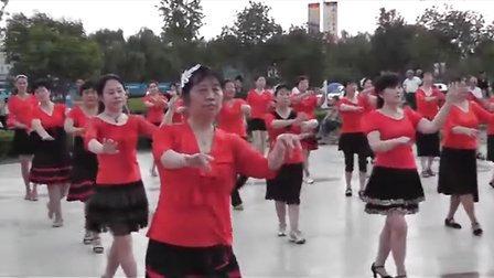 随州草店子社区健身队-相恋