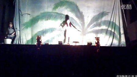 内地歌舞团在香港表演4
