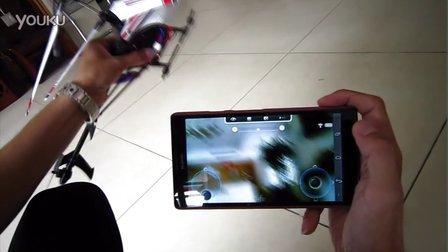 朱峰-用Mate控制直升机 创意大咖,百变Mate秀
