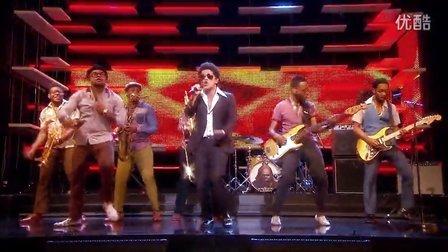 Bruno Mars - Ttreasure (Le Grand Journal 2013)