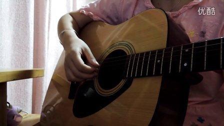 吉他弹唱 范玮琪 黑白配