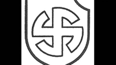 維京师 SS-marschiert in Feindesland
