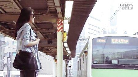 寻找自我之旅 东京外拍花絮