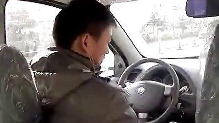 陆地方舟电动汽车试驾