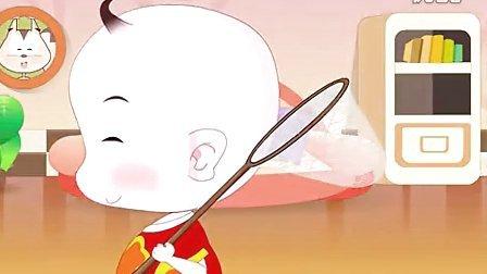 双语儿歌经典动画之蝴蝶飞飞(英文版)