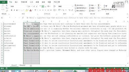Anki记忆软件:批量自定义Cloze(完型填空)测试记忆效果