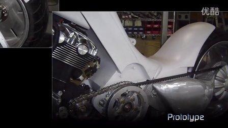 拉风摩托车是怎么造出来的