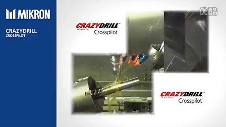 MIKRON TOOL - CrazyDrill - CrossPilot