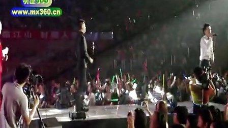 四大天王超级模仿秀重庆演唱会-明星360