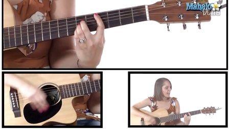 Umbrella Marie Digby吉他教程