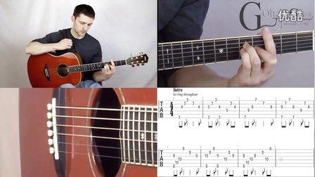 Creep - Radiohead吉他教程