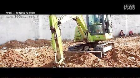 挖掘机教学视频 学挖掘机-中国工程机械视频网