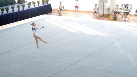 2013中俄对抗赛团体 006 Ekaterina Sokova FX 4.9 12.5.