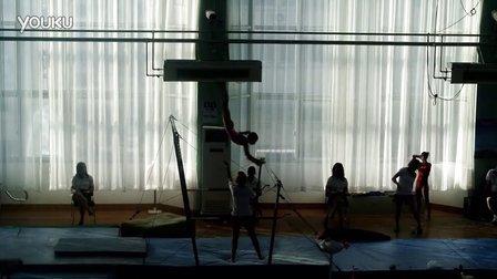 2013中俄对抗赛 女子高低杠决赛 Yulia Biryulya 4.9 12.5