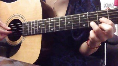 「亲密爱人」吉他弹唱