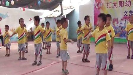 襄阳市襄城区欧庙镇红太阳幼儿园 六一活动节目下