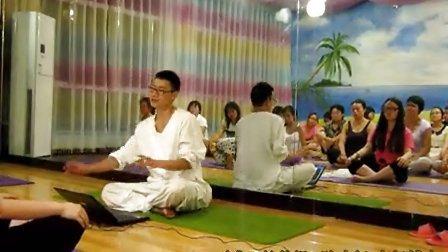 潜能瑜伽师杨华——《大学生职业生涯规划》第一讲片段