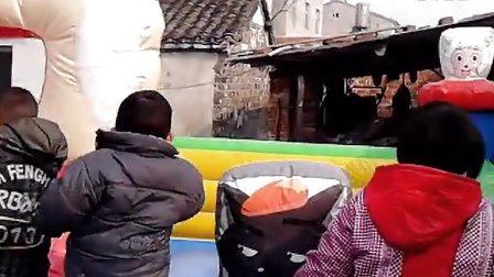 襄阳市襄城区欧庙镇红太阳幼儿园 六一活动节目 中班玩具