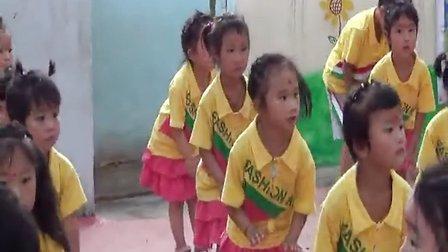 襄阳市襄城区欧庙镇红太阳幼儿园 六一活动节目上