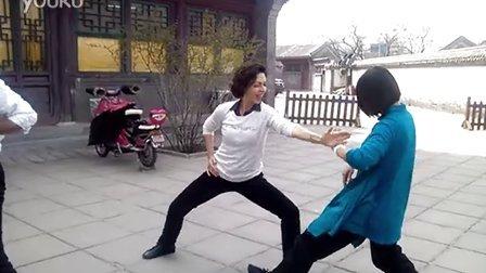 境外来华友人太极文化学习
