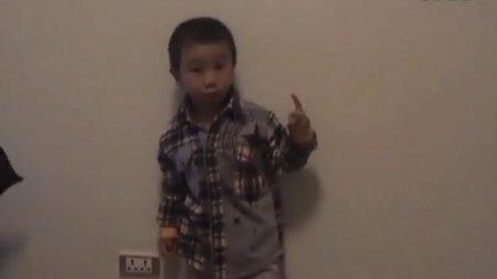 3岁1个月手指头儿歌