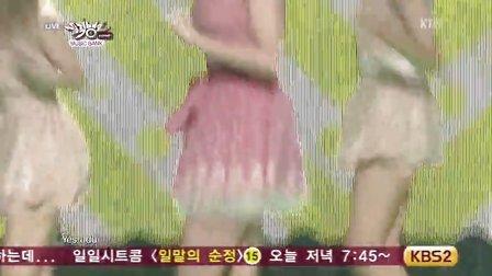 Secret - YooHoo 130524 KBS 音乐银行