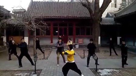 太极拳培训子真太极-杨氏太极拳-国家单位杨氏太极养生班片段