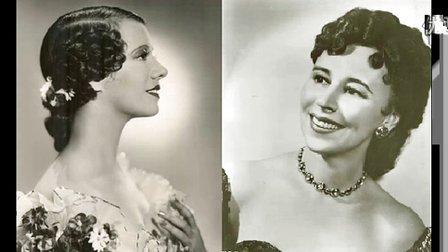 Lily Pons & Irra Petina 花之二重唱——拉克美Lakmé