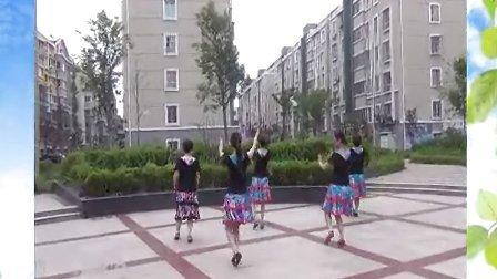 《爱的世界只有你》----灌南亨通家园广场舞