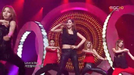 After School - Flashback 120707 MBC音乐中心