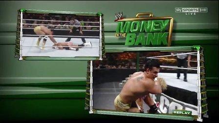 WWE.MITB.2013 Dolph Ziggler vs Alberto Del Rio