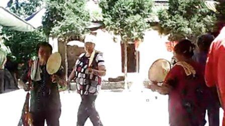 2013年7月16号武家堰庙会