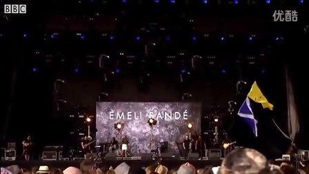 Emeli Sande - My Kind Of Love (T in the Park 2013) 现场版