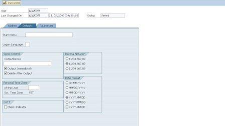 SAP系统简介