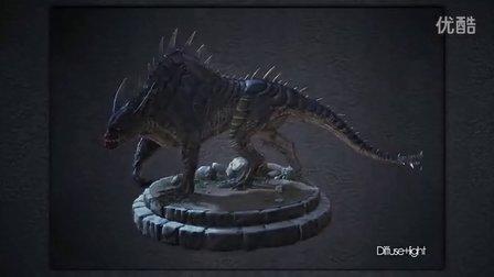 CG作品 DEMO展示视频-- 徐立峰的作品