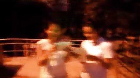 镐京学院咸阳市三原县人民广场第七天新镐京英语实践