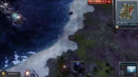 [红警3][对战解说] Walf vs Kivi 超快节奏的牵制!