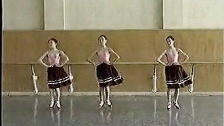 北京舞蹈学院 少儿芭蕾舞 第三级 30