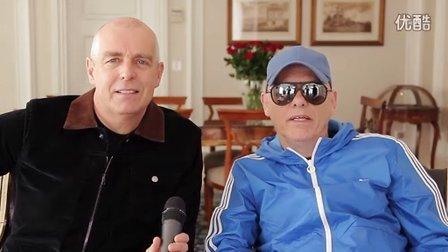Pet Shop Boys问候中国歌迷