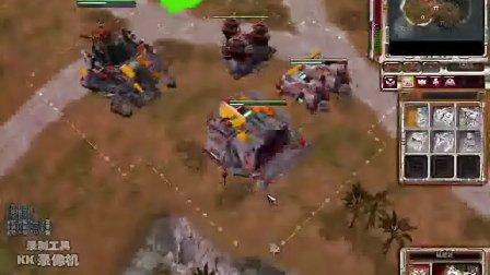 红色警戒3【第一视角】帝国vs帝国