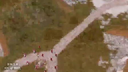 红色警戒3视频(帝国)GR-百合子 VS (帝国)凶残 健二
