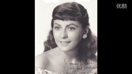 Roberta Peters 姑娘的秋波 Quel guardo il cavaliere 1956