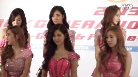 20130720少女時代《World Tour in Taipei》記者會part3媒體聯訪A